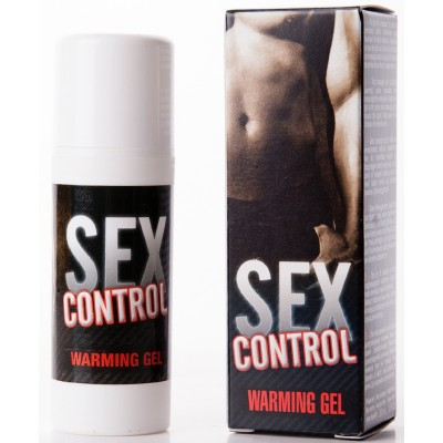 Gel d'Erection Chauffant - 30 ml